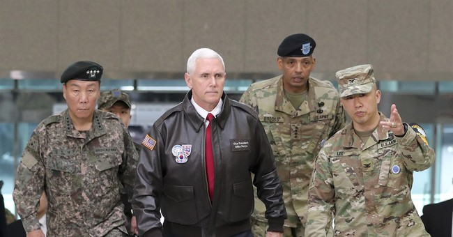 Amid North Korea crisis, Pence becomes Trump emissary abroad