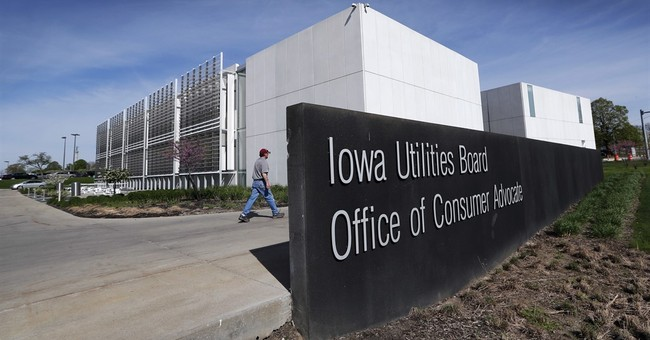 AP Exclusive: Amid cuts, new Iowa building gets pricey redo