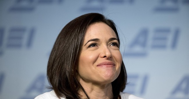 Sheryl Sandberg's new book a tale of grief, resilience