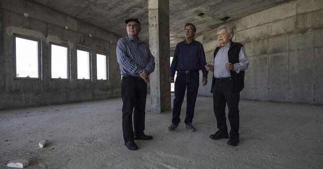 Jewish war veterans bemoan stalling of Israel's WWII museum