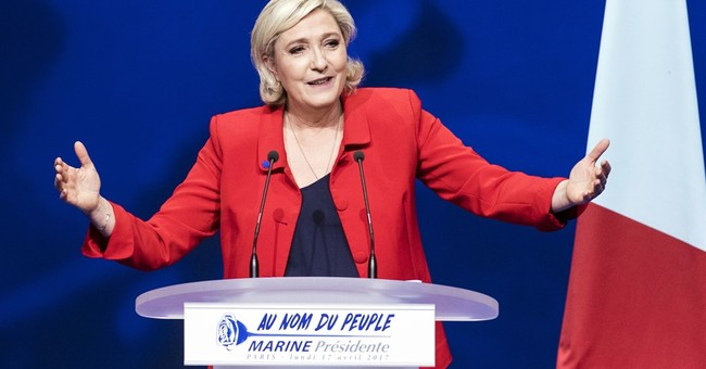 France's steely Le Pen gets far-right in presidential runoff