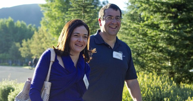 Excerpts: Sandberg recounts grief and building resilience
