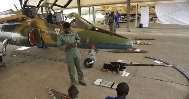 Nigeria shows off new air assets for Boko Haram fight