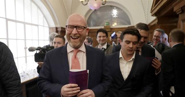 UKIP seeks ban on face-covering veils, new Muslim schools
