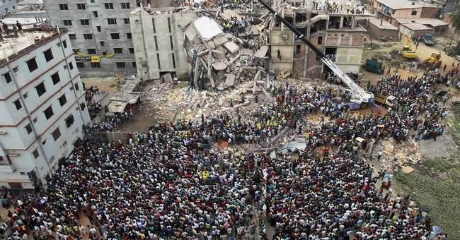 Report: Companies not complying with Bangladesh garment plan