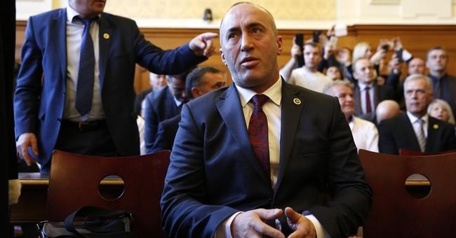 Albania grants citizenship to Kosovo's ex-premier Haradinaj