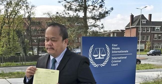 Philippines lawyer alleges President Duterte link to deaths