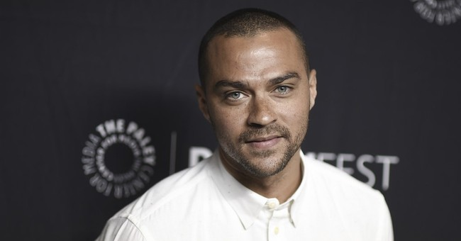 'Grey's Anatomy's' Jesse Williams files for divorce
