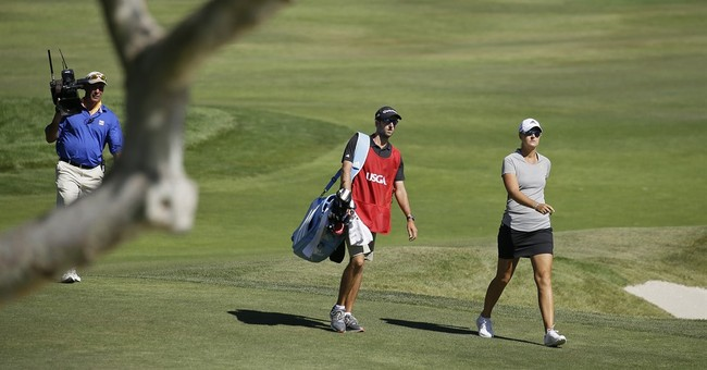 Penalties in golf start with the player, not the TV viewer