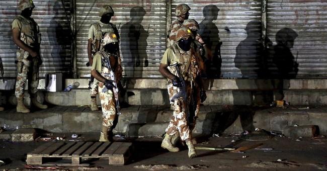 Pakistan raises death toll to 14 in Taliban roadside bombing