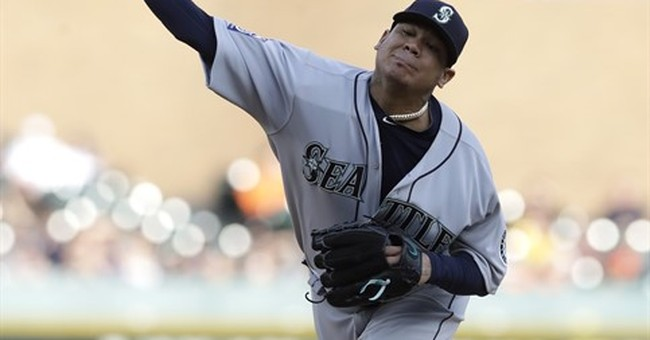 Felix Hernandez has 'dead arm,' will be checked by doctors