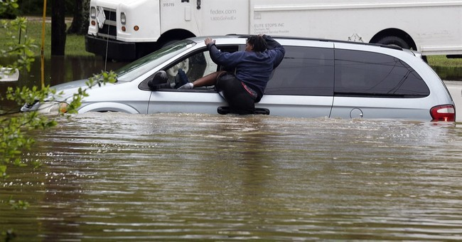Body found in swollen river after North Carolina storm