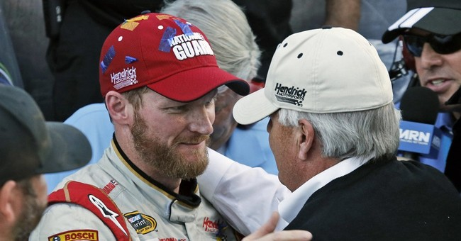 The Latest: NASCAR CEO calls Earnhardt a proven leader