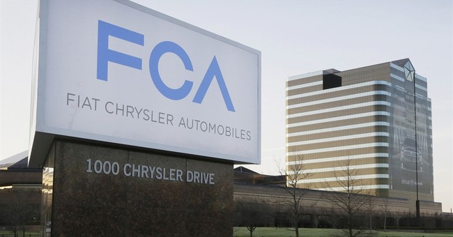 Fiat Chrysler profit up more than a third as Europe improves