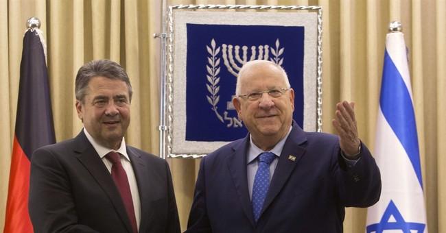 Israeli PM: German FM crossed line; Berlin defends NGO talks