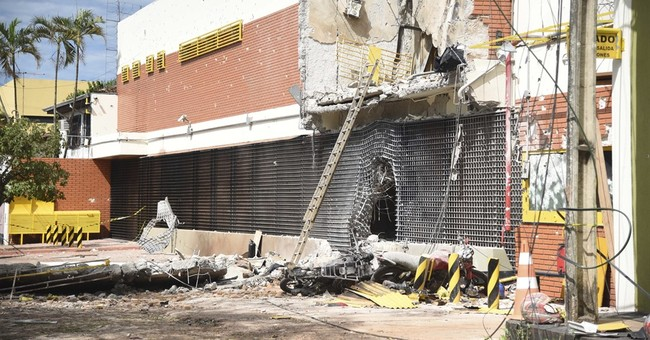 $11.7 million heist biggest in Paraguay's history