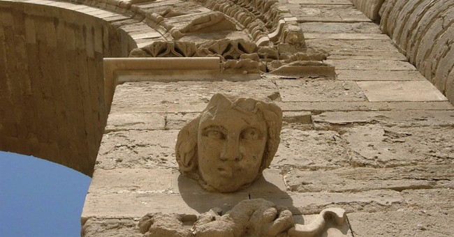 Iraqi forces say they've seized Hatra antiquities site
