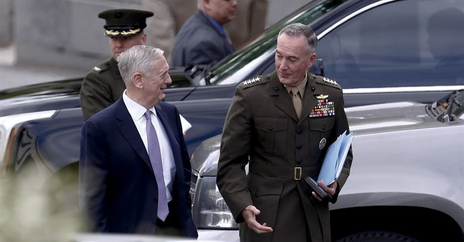 Trump gives Pentagon more flexibility on Iraq, Syria troops