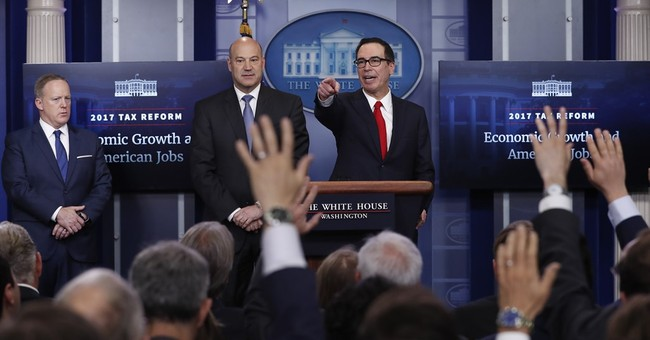Trump tax cut: Huge, vague and likely mild boost for economy