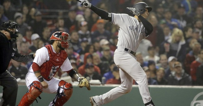 Birthday boy Judge, Severino carry Yankees past Red Sox, 3-1
