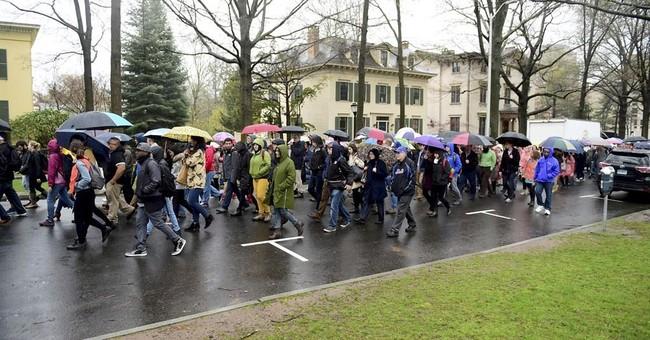 Yale grad students pledge hunger strike to press union bid
