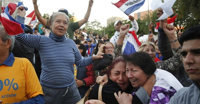 Paraguay congress axes measure for presidential re-election