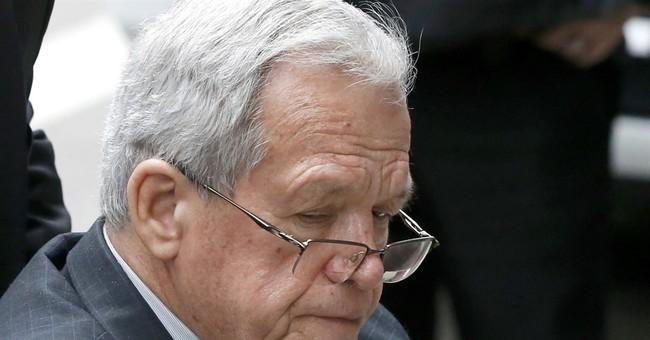 Illinois board terminates Hastert's state lawmaker pension
