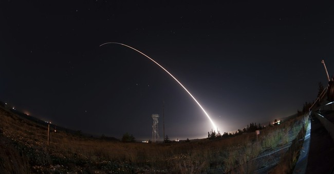 US test launches unarmed intercontinental ballistic missile
