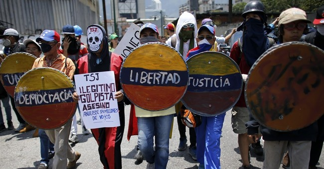 Venezuela goes through with threat to leave the OAS