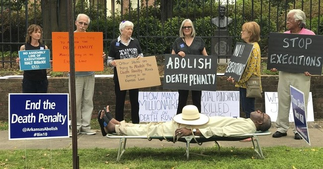 Arkansas judge pulled from death penalty cases seeks probe