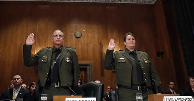 Border Patrol names Carla Provost acting chief