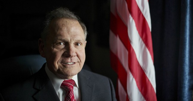 Suspended Alabama chief justice Moore declares US Senate bid