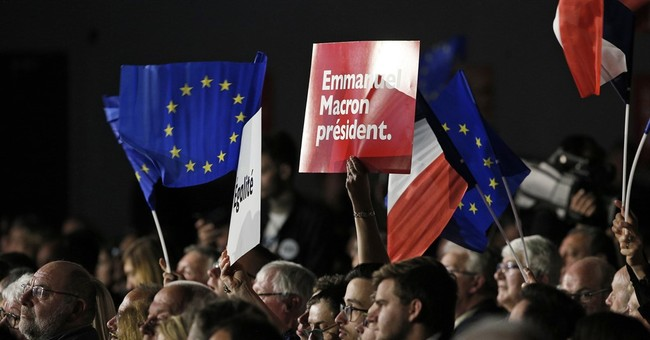 Marine Le Pen temporarily stepping down as National Front party leader