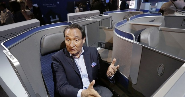 """United CEO: I """"messed up"""" with initial response to incident"""