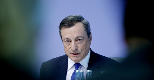 European Central Bank says economy is 'increasingly solid'