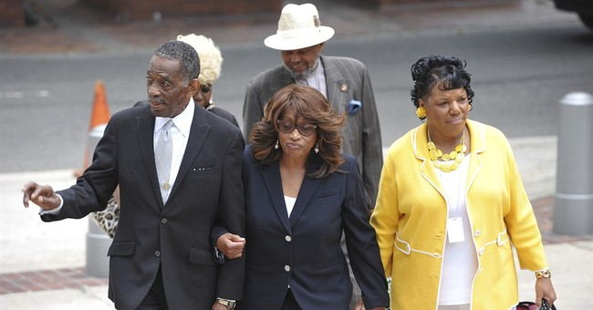 Ex-Congresswoman accused of living large on charity funds