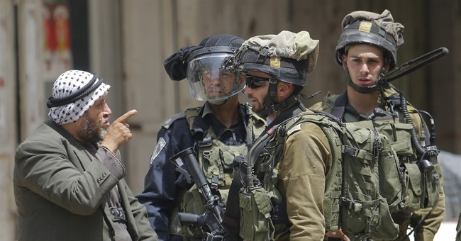 Palestinians strike in support of prisoners' protest