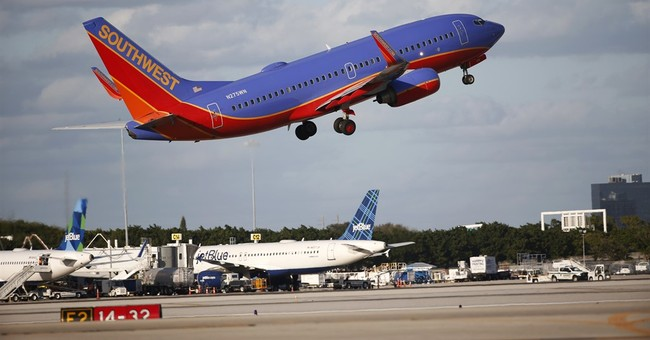 Southwest misses Street 1Q forecasts on higher costs
