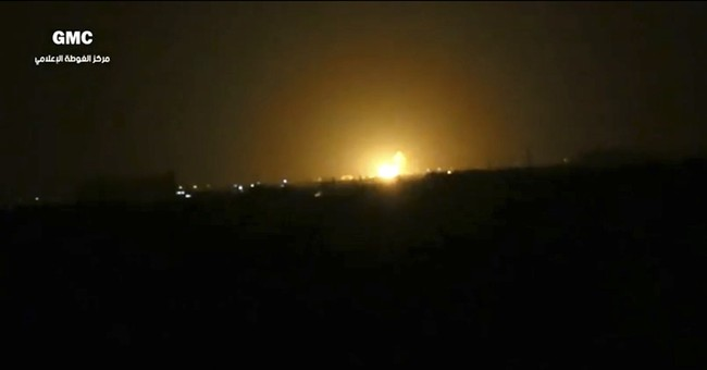 The Latest: Russia criticizes French report on Syria attack