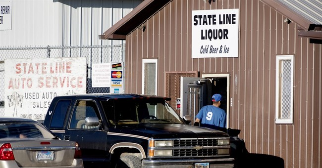 Beer stores near Pine Ridge Indian Reservation may have to close