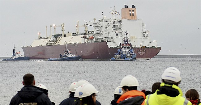 Poland signs first deal to buy natural gas from US supplier