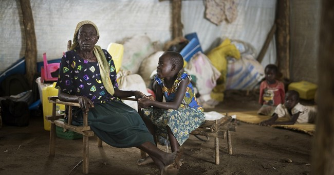 'I cannot go back': South Sudan refugee clan begins new life