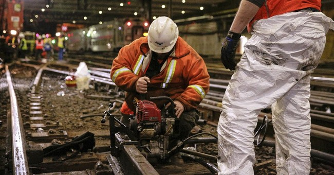 Amtrak: Penn Station work to cause 2-3 major summer outages