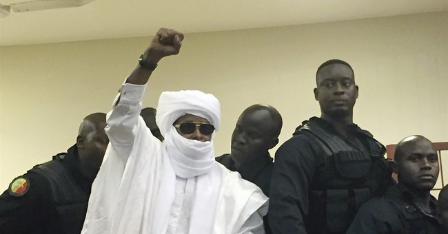 African dictator's trial opens path to justice elsewhere