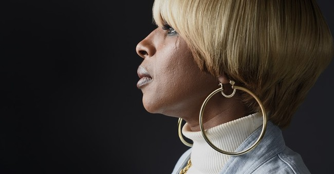 'Sad Mary' is back: Blige breaks down, toughens up on album