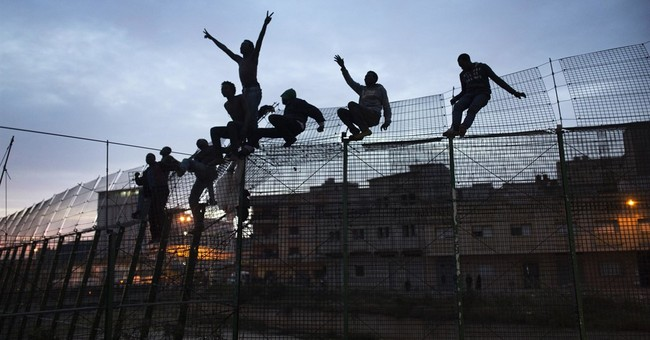 As Trump calls for wall, a look at the world's barriers