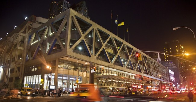 New York bus terminal project shifts focus to existing site