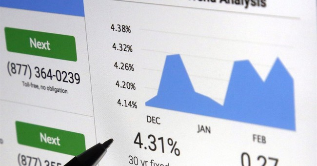 Average 30-year mortgage rate rises to 4.03 percent