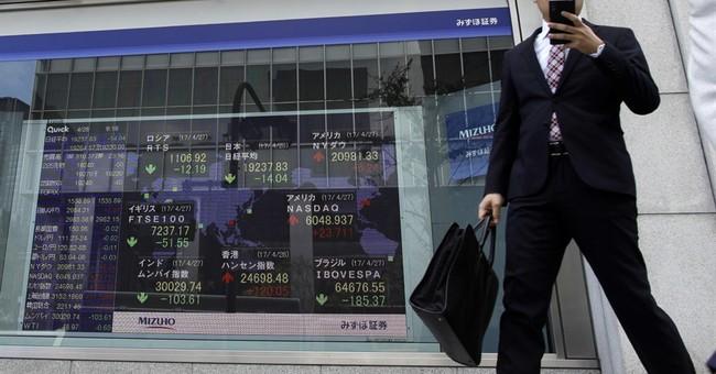 Global stocks subdued amid Korea jitters, economic reports