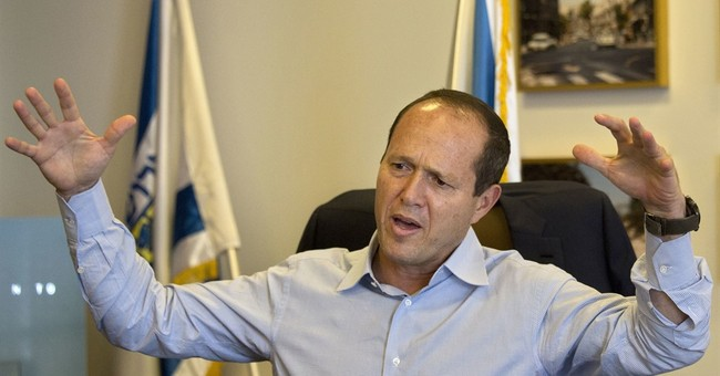 Jerusalem mayor: City's diverse residents 'all my children'